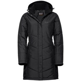 Jack Wolfskin Svalbard Coat Women black